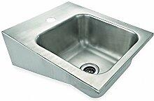My-Gastro Edelstahl Waschbecken Handwaschbecken