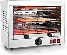 My-Gastro Salamander Grill 3600W - 320ºC