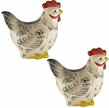 My-goodbuy24 Luftbefeuchter - Huhn - 2-teiliges