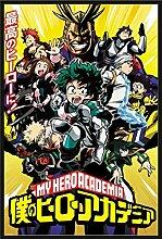 My Hero Academia - Season 1 - Filmposter Kino
