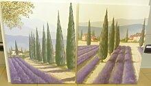 My Home Bilder Set Lavendel