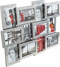my home Galerierahmen, für 12 Bilder, aus