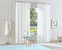 my home Gardine Assen, Vorhang, Fertiggardine,