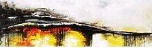 my home Gemälde Welle