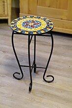 My Home Mosaik-Tisch, gelb