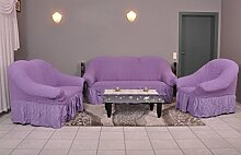 My Palace Stretch Sofabezüge 1er+2er+3er in