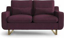 My Pop Design | 2-Sitzer-Sofa Monceau violett