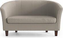 My Pop Design | Picpus 2-Sitzer-Sofa beige Leinen