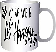 My Rap Name Is Lil Hangry 33 cl Tasse gg398