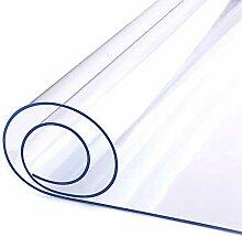 MY1MEY Bodenschutzmatte Transparent,0.5mm