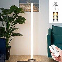 MYALQ LED Stehlampe Dimmbar mit Fernbedienung,