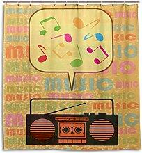MyDaily Radio Kassettenspieler Retro Musik