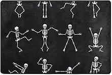 MyDaily Teppich mit tanzendem