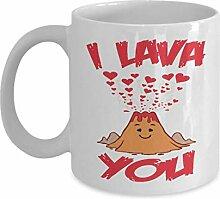 MyFaveGift Kaffeebecher, lustig, niedlich,