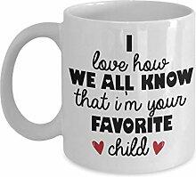 MyFaveGift Kaffeetasse, Geschenkidee für