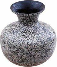MYFAVORITES Elegante Bambus Vase mit
