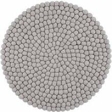 myfelt - Luis Sitzauflage Ø 36 cm, grau