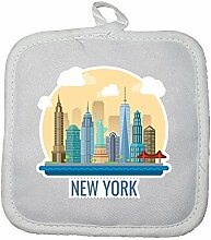 Mygoodprice Ofenhandschuh New York City 2