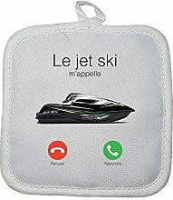 Mygoodprice Topfhandschuh, für die Küche Jet-Ski
