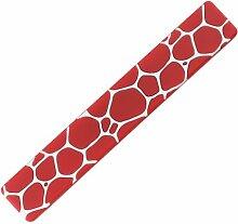 MyGrips GM102-128 Kindermöbel Knopf Muster Giraffe Türknopf / nauf, rot 3