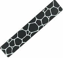 MyGrips GM99-128 Kindermöbel Knopf Muster Giraffe Türknopf/Knauf, schwarz 3