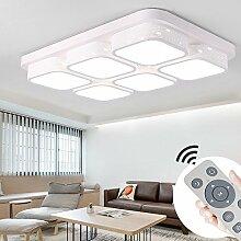 MYHOO 64W Dimmbar LED Deckenleuchte Deckenlampe