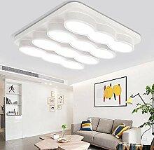 MYHOO 64W LED Deckenleuchte Deckenlampe Modern