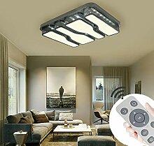 MYHOO 64W LED Deckenleuchte Dimmbar Deckenlampe