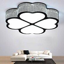 MYHOO 72W Kaltweiß Deckenleuchte Modern LED