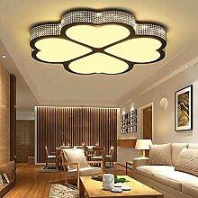 MYHOO 72W Warmweiß Deckenleuchte Modern LED