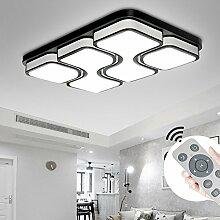 MYHOO 78W LED Deckenleuchte Dimmbar Deckenlampe