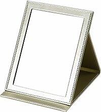 MYITIAN Schminkspiegel Portable Desktop-klappbare