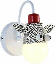MyLjp Moderne LED Kinder Wandlampe Nachttischlampe