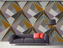 MYLOOO Einfache Geometrie Fototapeten Tapete, Wand