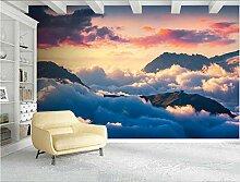 MYLOOO Fototapete Italienische Alpen, Das