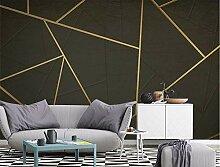 MYLOOO Geometrische Nordic Tapete 3D Vlies Wand