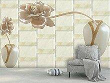 MYLOOO Rose Vase Fliese Im Europäischen Stil