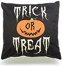 mymotto New Halloween Englisch Letters Pattern
