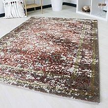 mynes Home Teppich Kurzflor orientalisch Modern