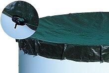 MyPool Pool-Abdeckplane, für Ovalbecken, in