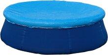 MyPool Pool-Abdeckplane Simple Pool L: 366 cm blau