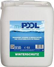 MyPool Poolpflege Winterschutz, 5 l weiß