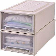 MYQ Aufbewahrungsbox, Schublade Typ transparente