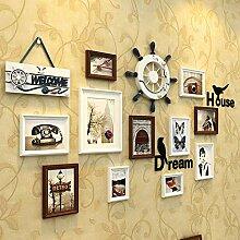 MYS-Bilderrahmen Foto Wanddekoration Foto