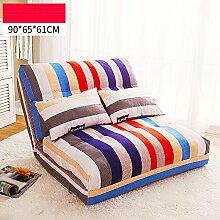 MYS-Sofas C-K-P Lazy Sofa, Single Simple Sofa