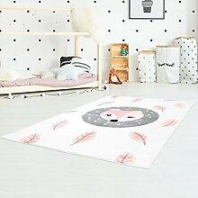 MyShop24h Kinderteppich Spielteppich Teppich