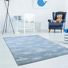 MyShop24h Kinderteppich Teppich Hochwertig mit