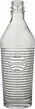 MySodapop Wassersprudler, hochwertige Glaskaraffe, Fassungsvermögen 1 L
