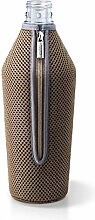 MySodapop Wassersprudler Zubehör, Glasüberzug, 1 L, Braun