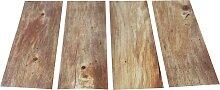MySpotti Duscheinlage Klebefliese stepon Holz,